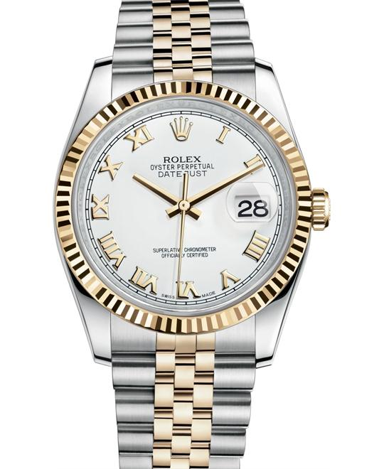 Rolex Datejust 116233 Oyster Yellow Gold 36mm