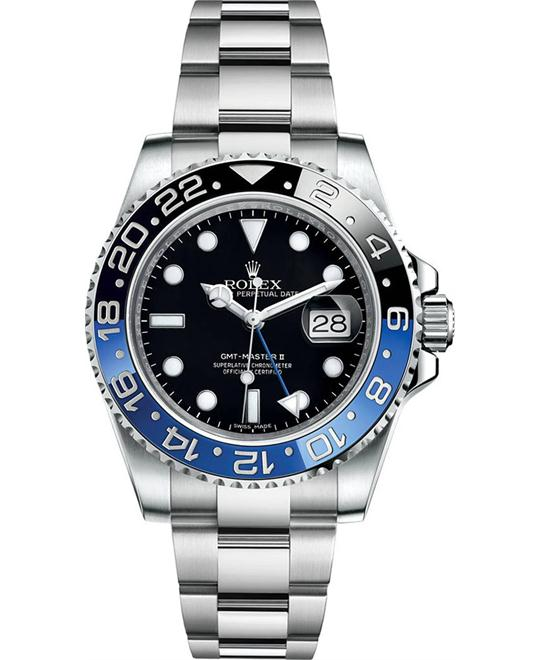 Rolex GMT Master II 116710BLNR Oyster Perpetual 40mm