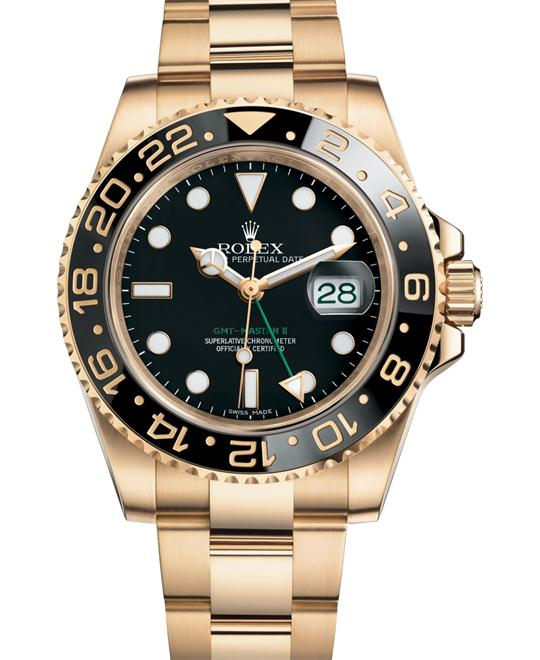 Rolex GMT-Master II 116718LN Oyster Perpetual 40mm