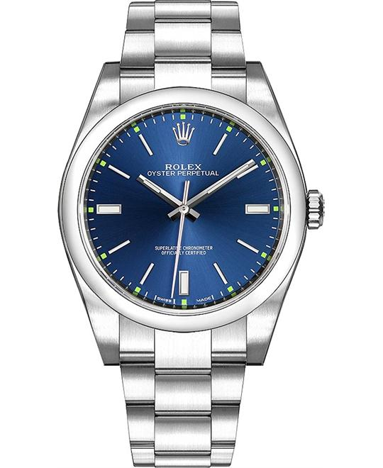 ROLEX Oyster 114300 Perpetual Automatic 39mm