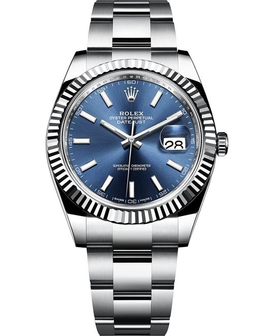 ROLEX Oyster Perpetual126334 Datejust Watch 41mm