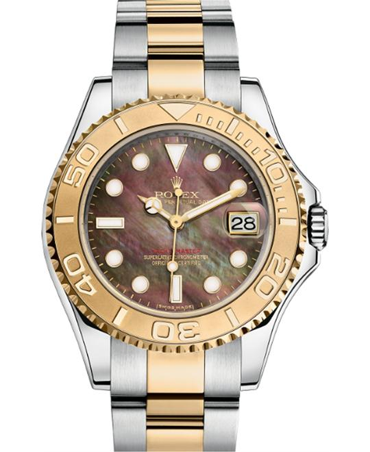 ROLEX YACHT-MASTER Oyster Automatic Unisex  35mm