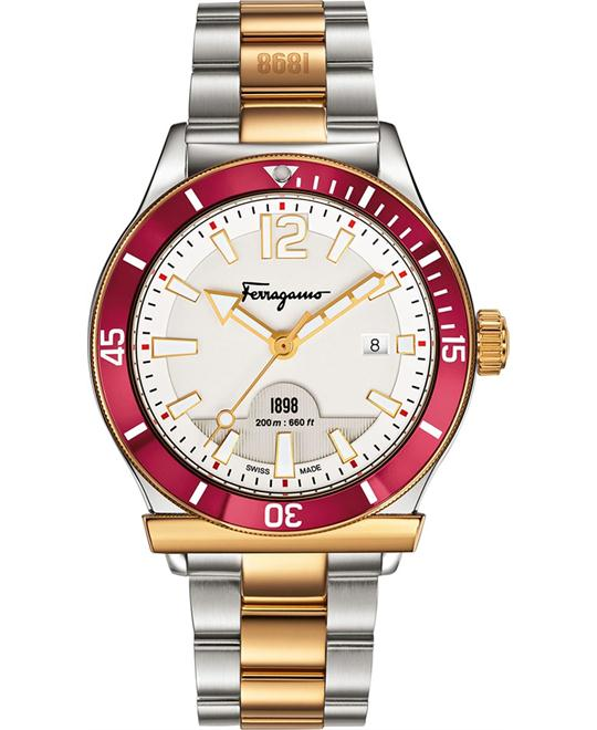 Salvatore Ferragamo FF3140014  1898 Sport 43mm
