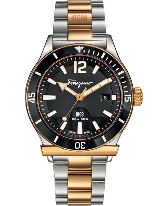 Salvatore Ferragamo 1898 Sport  Classic Watch 42mm