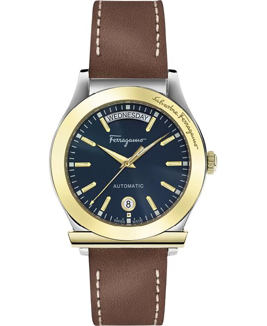 Salvatore Ferragamo FFQ020016 1898 Swiss Automatic 40mm
