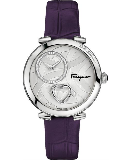 Salvatore Ferragamo Cuore Watch 39mm