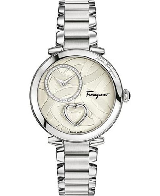 Salvatore Ferragamo FE2060016 Cuore Watch 39mm