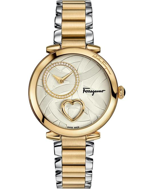Salvatore Ferragamo Cuore Women's Watch 39mm