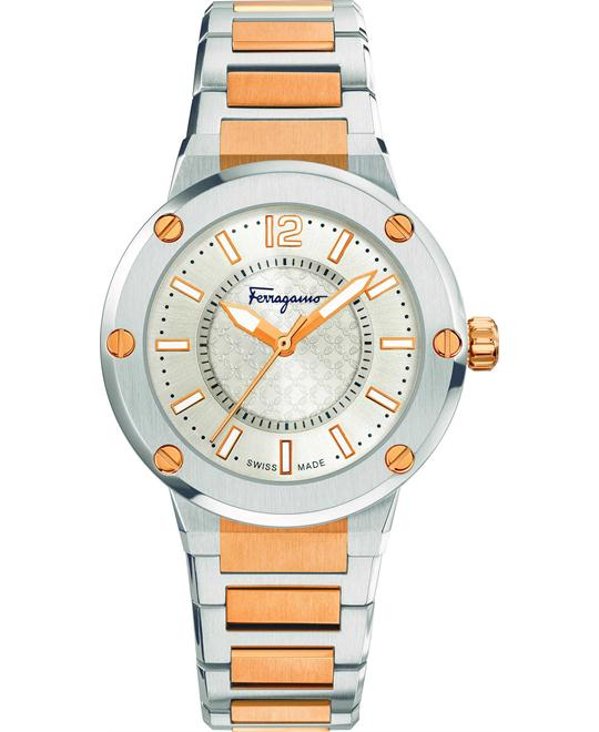 Salvatore Ferragamo FIG040015  F-80 Watch 33mm
