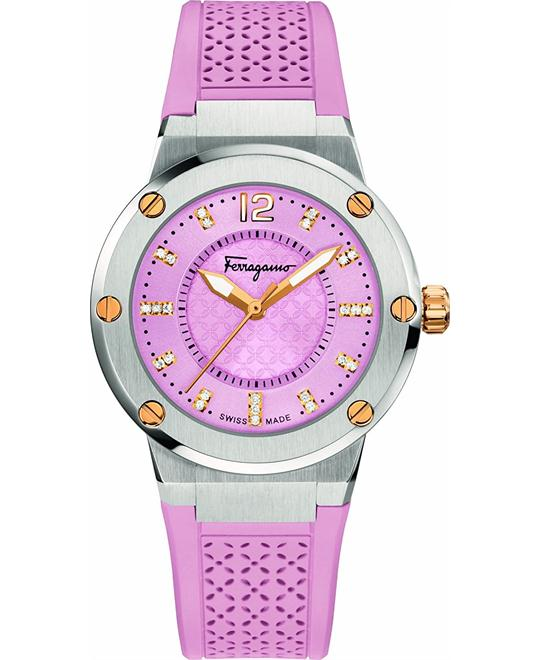 Salvatore Ferragamo FIG050015  F-80 Watch 33mm