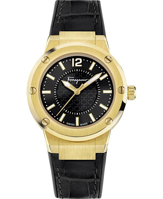 Salvatore Ferragamo FIG150016 F-80 Swiss Quartz 33mm