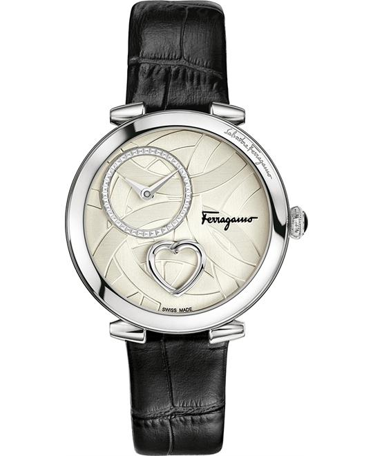 Salvatore Ferragamo FE2990016 Cuore Black Watch 39mm