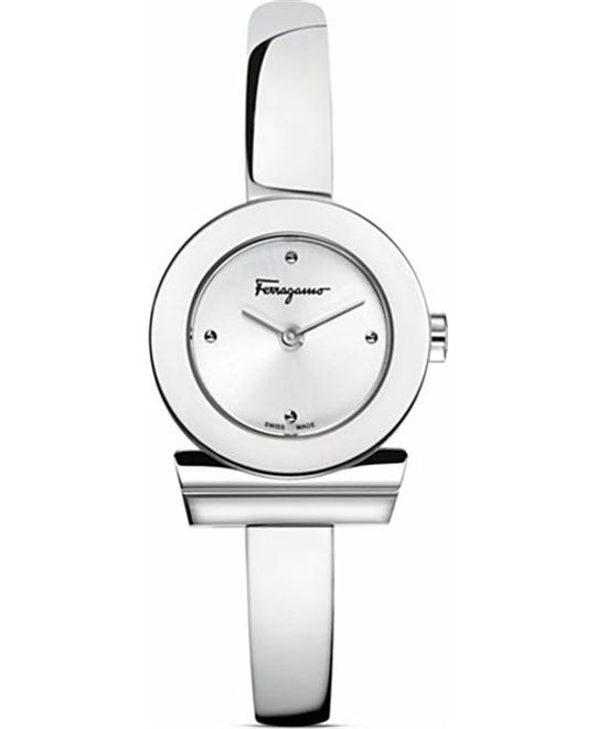 Salvatore Ferragamo FQ5010013 Gancino Bracelet Watch 22.5mm