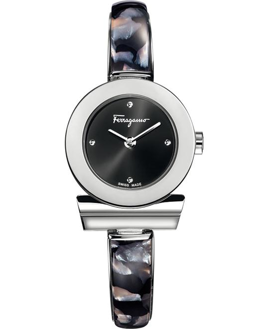 Salvatore Ferragamo FII010015 Gancino Bracelet Watch 26mm