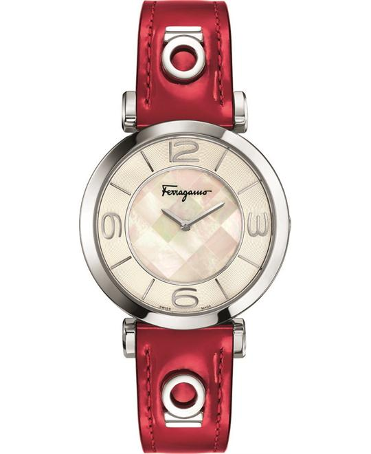 Salvatore Ferragamo GANCINO DECO Watch 39mm
