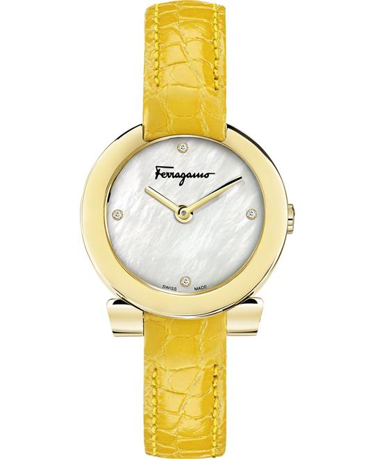 Salvatore Ferragamo FAP040016  Gancino Evening Swiss 30mm