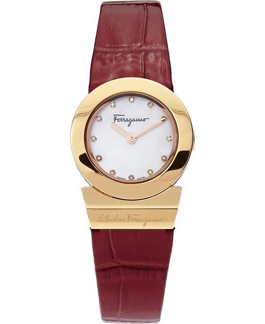 Salvatore Ferragamo FD8040013 Gancino Soiree Watch 24mm