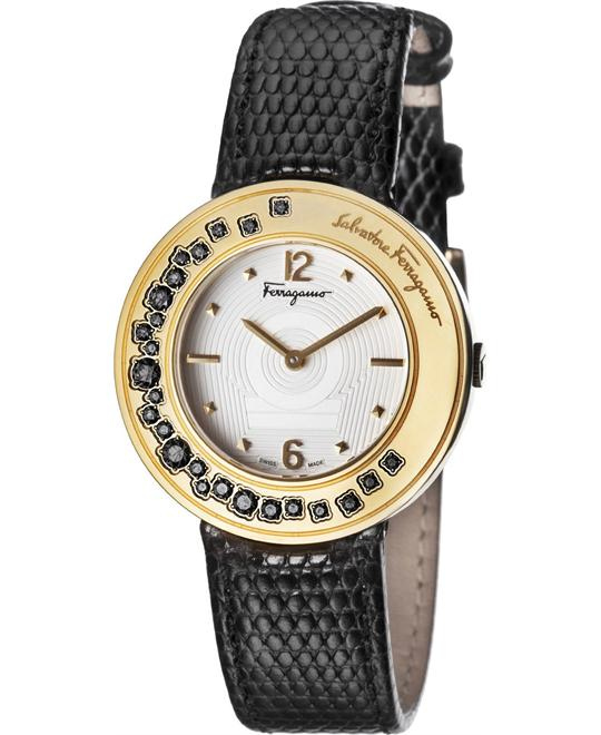 Salvatore Ferragamo Gancino Sparkling Watch 36mm