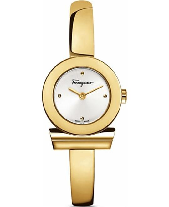 Salvatore Ferragamo Gancino Bracelet Watch, 22.5mm