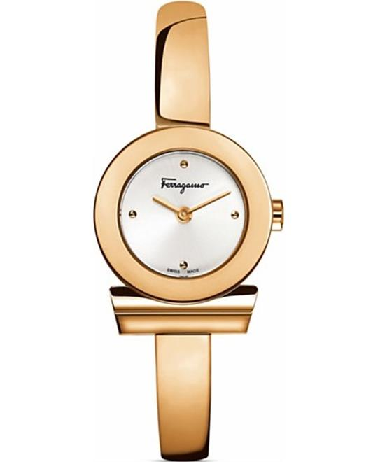 Salvatore Ferragamo Gancino Watch 22.5mm