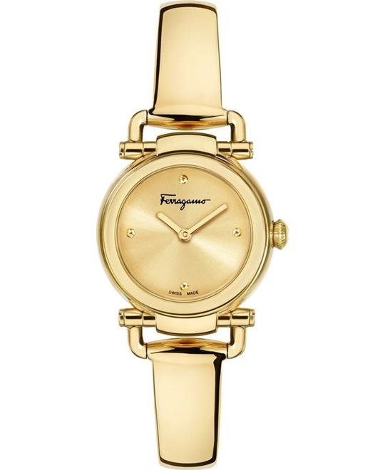Salvatore Ferragamo Gancino Watch 26mm