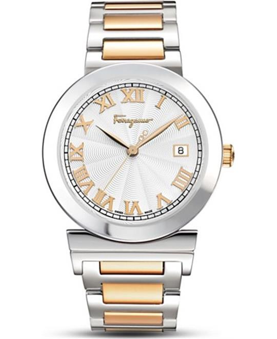 Salvatore Ferragamo Grande Maison  Watch, 38mm