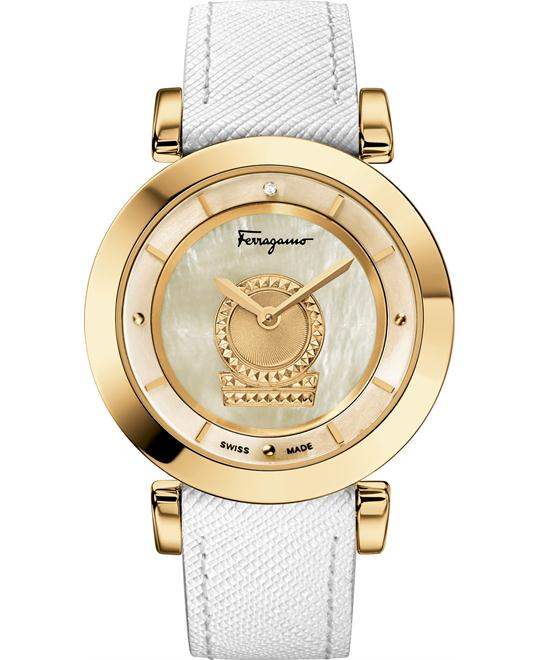 Salvatore Ferragamo FQ4270015 Minuetto Watch 36mm