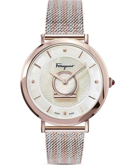 Salvatore Ferragamo Minuetto Watch 36mm