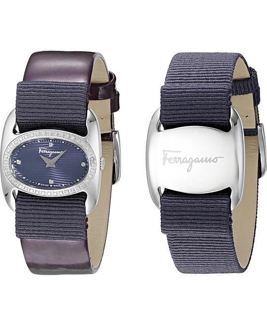 Salvatore Ferragamo FIE040015 Varina Diamonds Watch 26mm