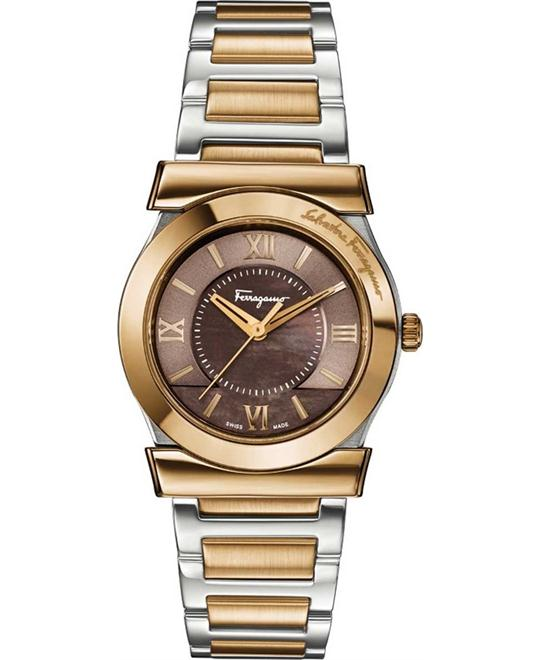Salvatore Ferragamo FI1020014  VEGA Swiss  32mm
