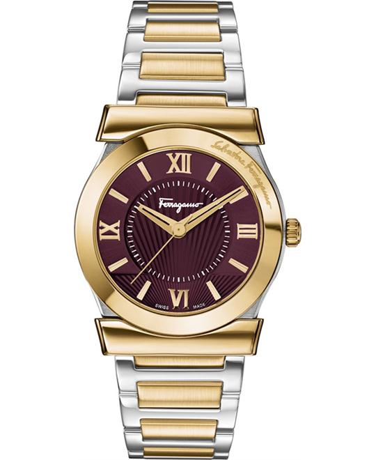 Salvatore Ferragamo FI0910016 VEGA GENT Watch 38mm