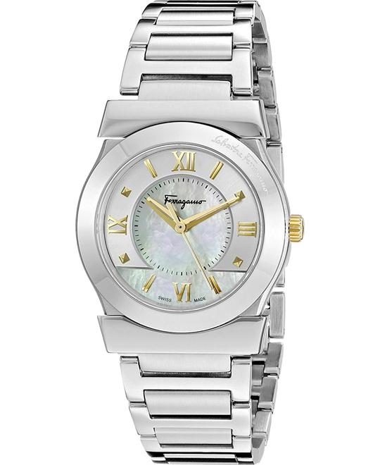 Salvatore Ferragamo FI1980015 VEGA Mother of pearl 32mm