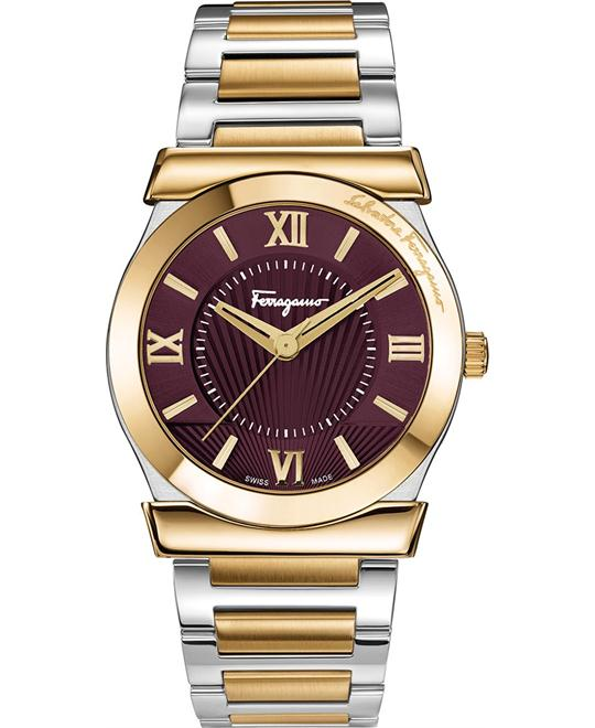 Salvatore Ferragamo FI0030015 Vega Quartz Watch 38mm