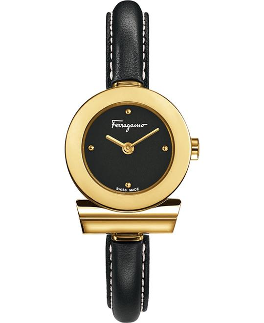 Salvatore Ferragamo  FII070015 GANCINO BRACELET  Watch 25.5MM