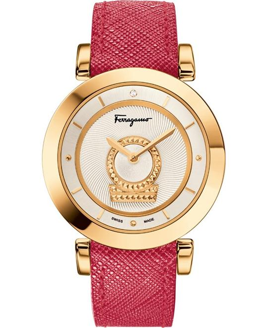 Salvatore Ferragamo FQ4240015 Minuetto Analog 36mm
