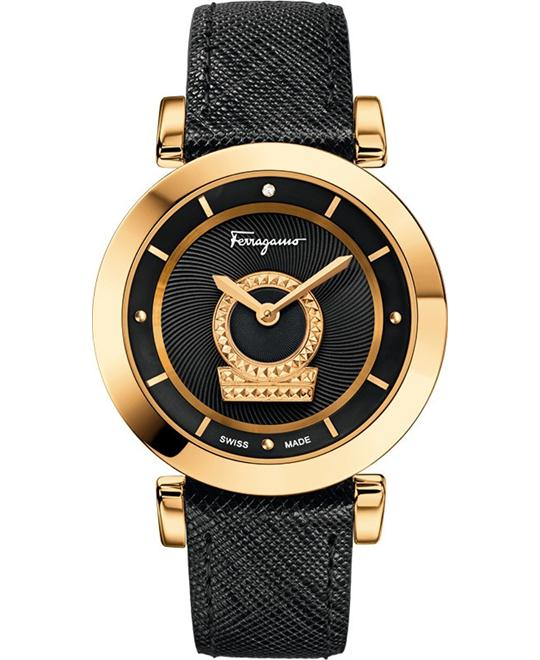 Salvatore Ferragamo FQ4230015 Minuetto Watch 36mm