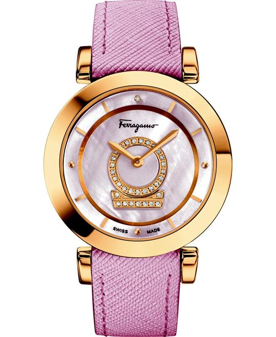 Salvatore Ferragamo FQ4200014 Minuetto Diamond  36mm