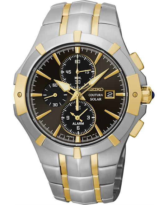 Seiko Men's Chronograph Stainless 41mm