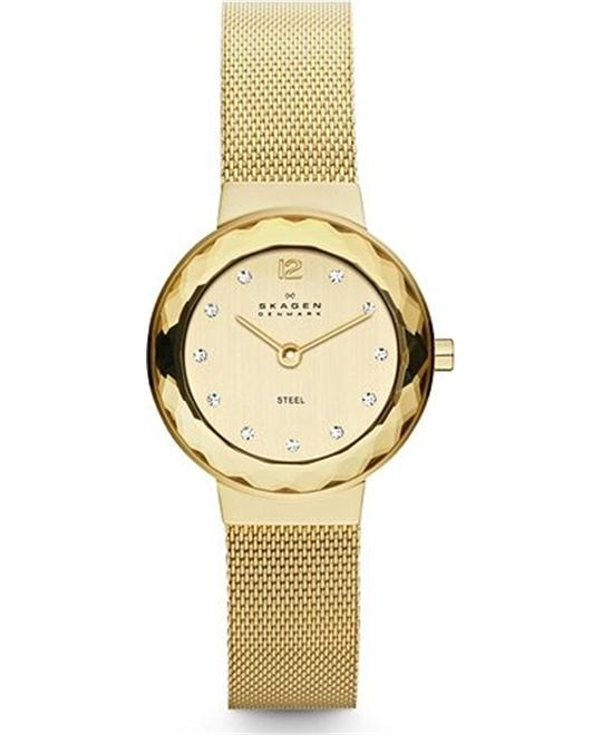 SKAGEN LEONORA WOMEN'S TWO-HAND WATCH 25mm