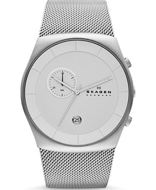 SKAGEN MEN'S CHRONOGRAPH WATCH