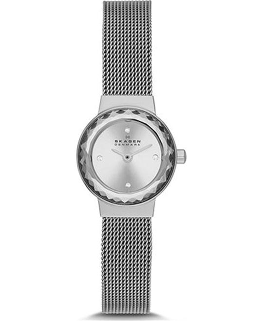 SKAGEN WOMEN'S TWO-HAND WATCH 20MM