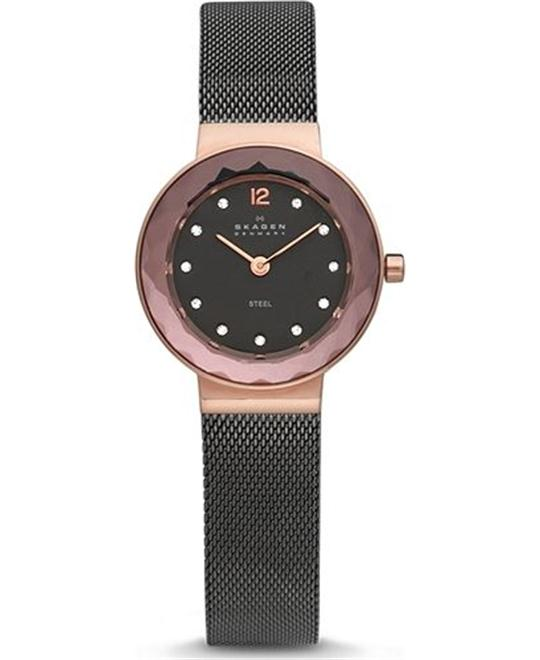 SKAGEN WOMEN'S TWO-HAND WATCH 25MM