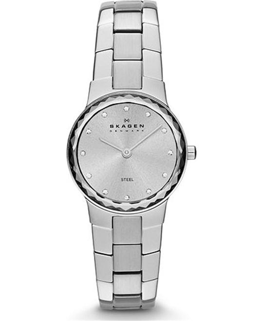SKAGEN WOMEN'S TWO-HAND WATCH 32MM