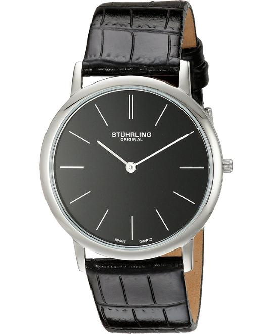 Stuhrling Men's 601.33151 Ascot Swiss Quartz Watch 38mm