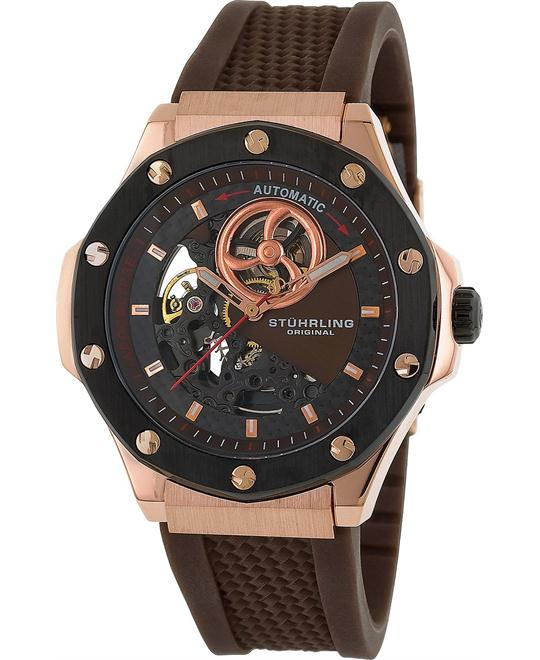 Stuhrling Original 160A.3346K59 Men's Apocalypse Automatic Watch