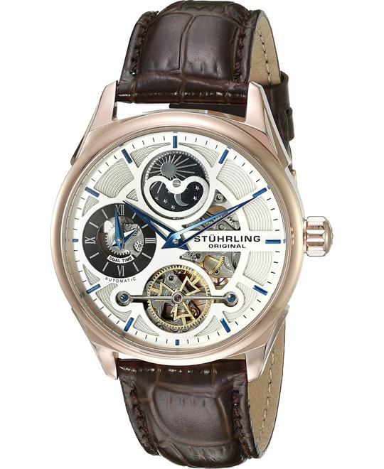 Stuhrling Original 657.04 Delphi Automatic Watch 42mm