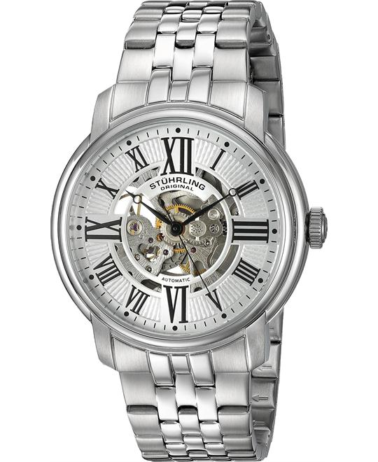 Stuhrling Original 812.01 Atrium Automatic Watch 42mm