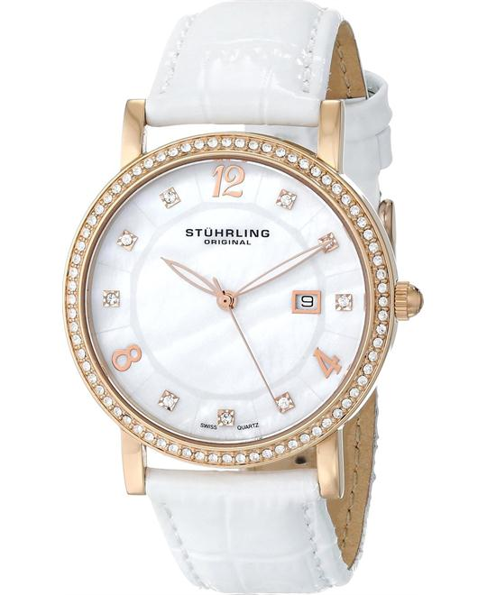 Stuhrling Original Classic Lorraine Swiss Watch 38mm