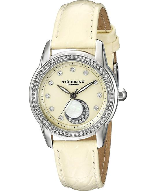 Stuhrling Original Countess Stainless Steel Women's Watch 32mm