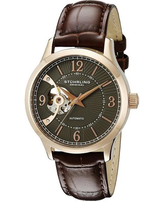 Stuhrling Original Legacy Men's 987.03 Automatic Watch 40mm